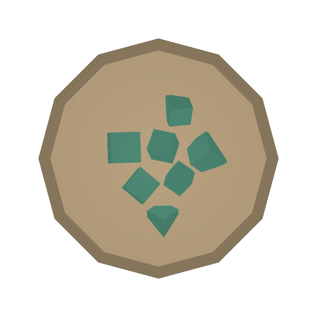 Picture of Unturned Item: Teal Pie