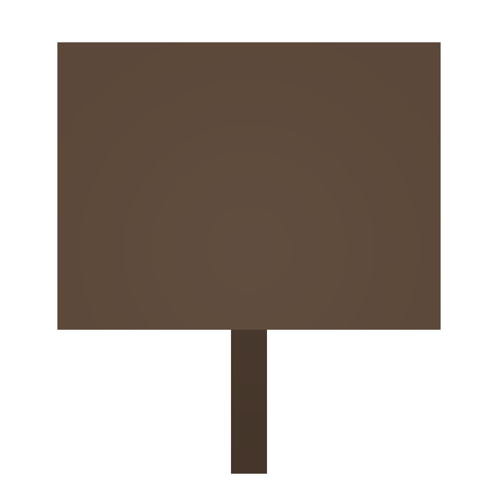 Picture of Unturned Item: Pine Sign
