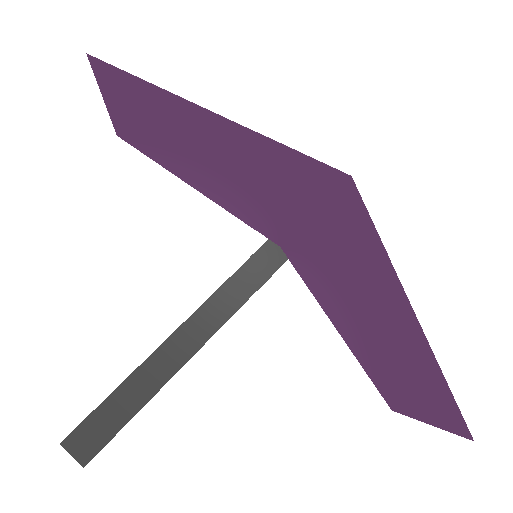 Picture of Unturned Item: Purple Umbrella