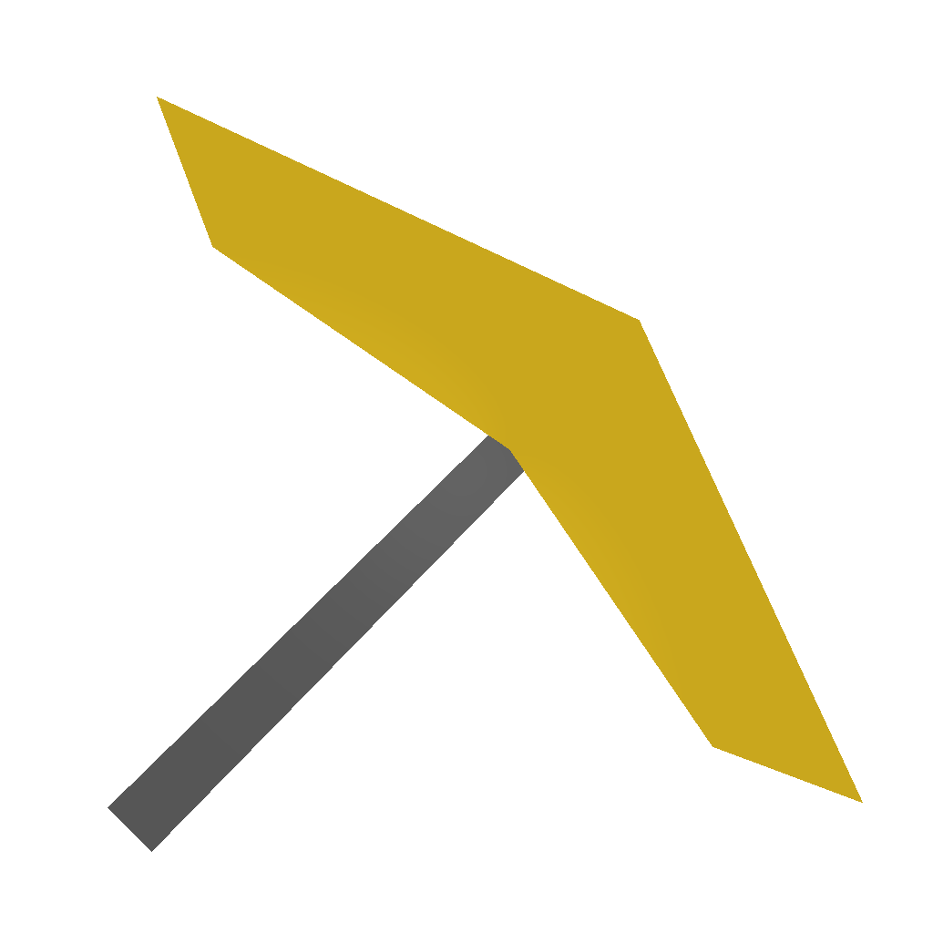 Picture of Unturned Item: Yellow Umbrella