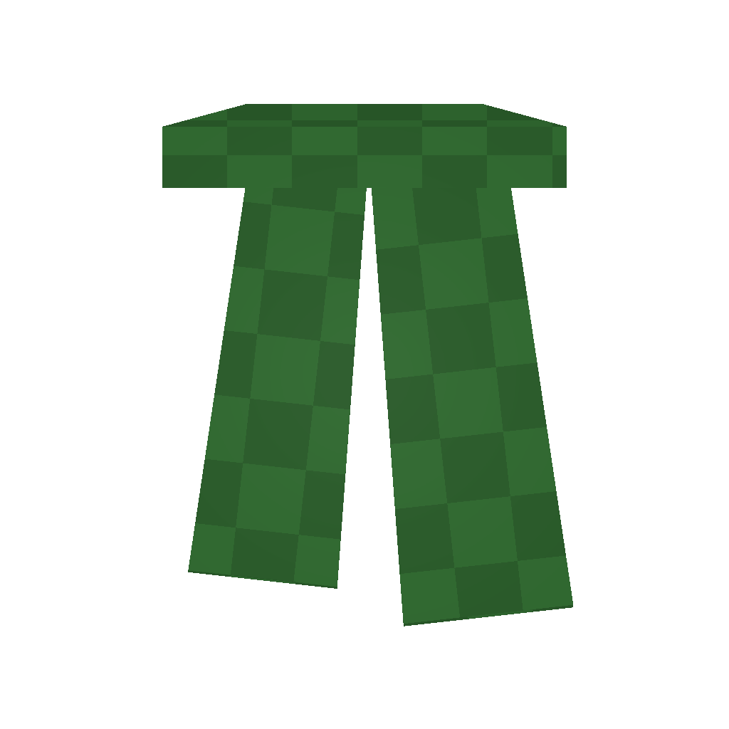 Picture of Unturned Item: Green Scarf