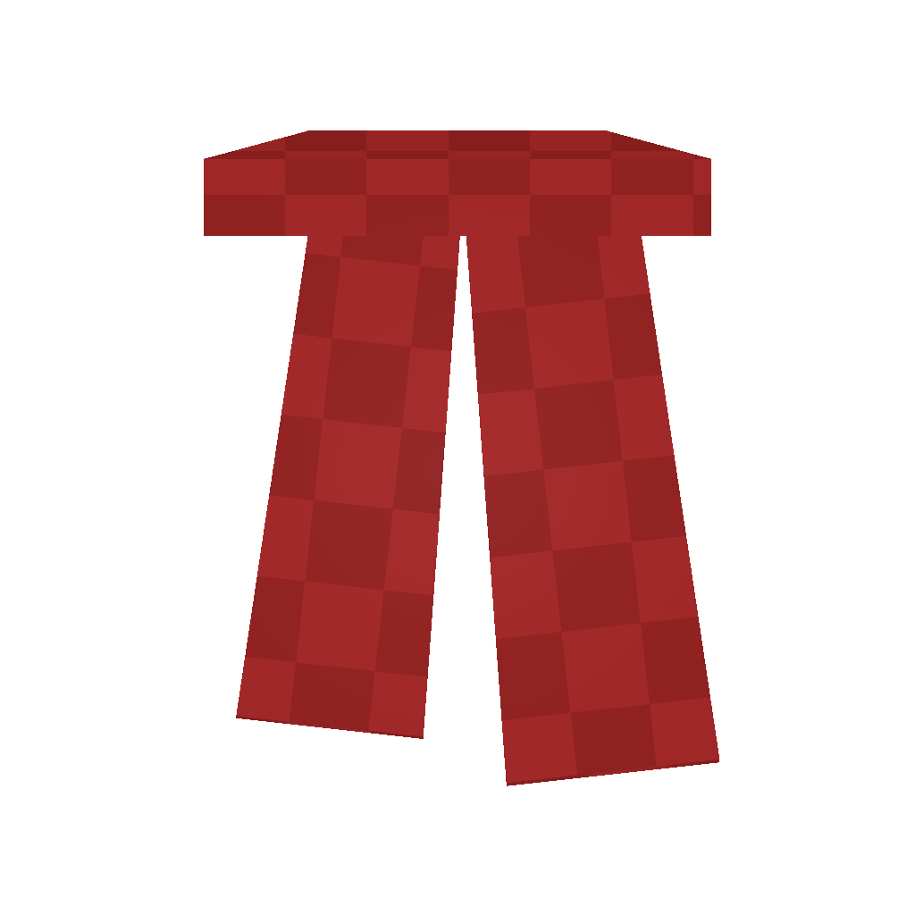 Picture of Unturned Item: Red Scarf