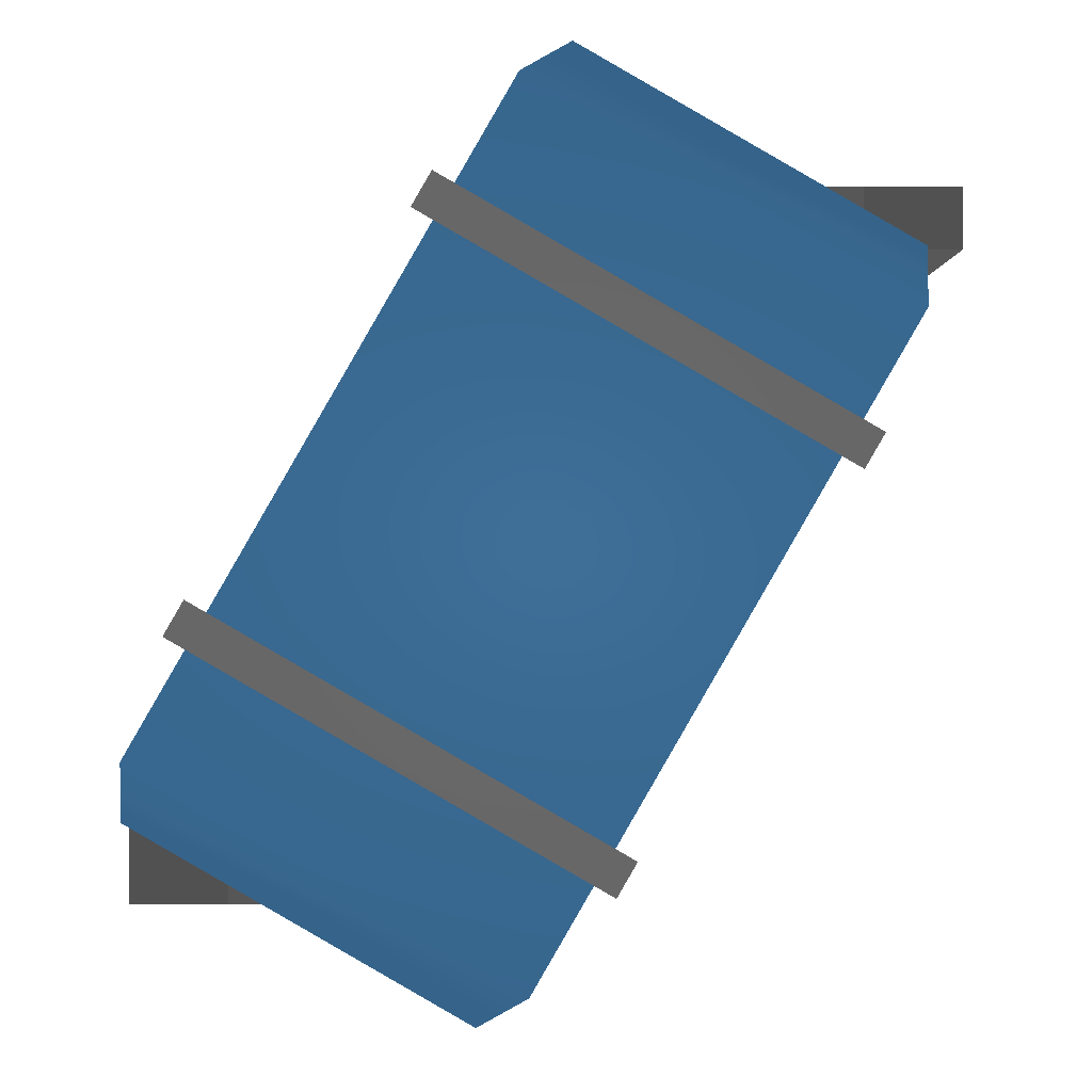 Picture of Unturned Item: Blue Duffelbag