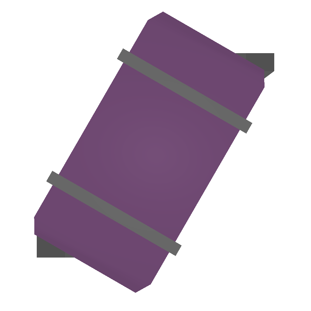 Picture of Unturned Item: Purple Duffelbag