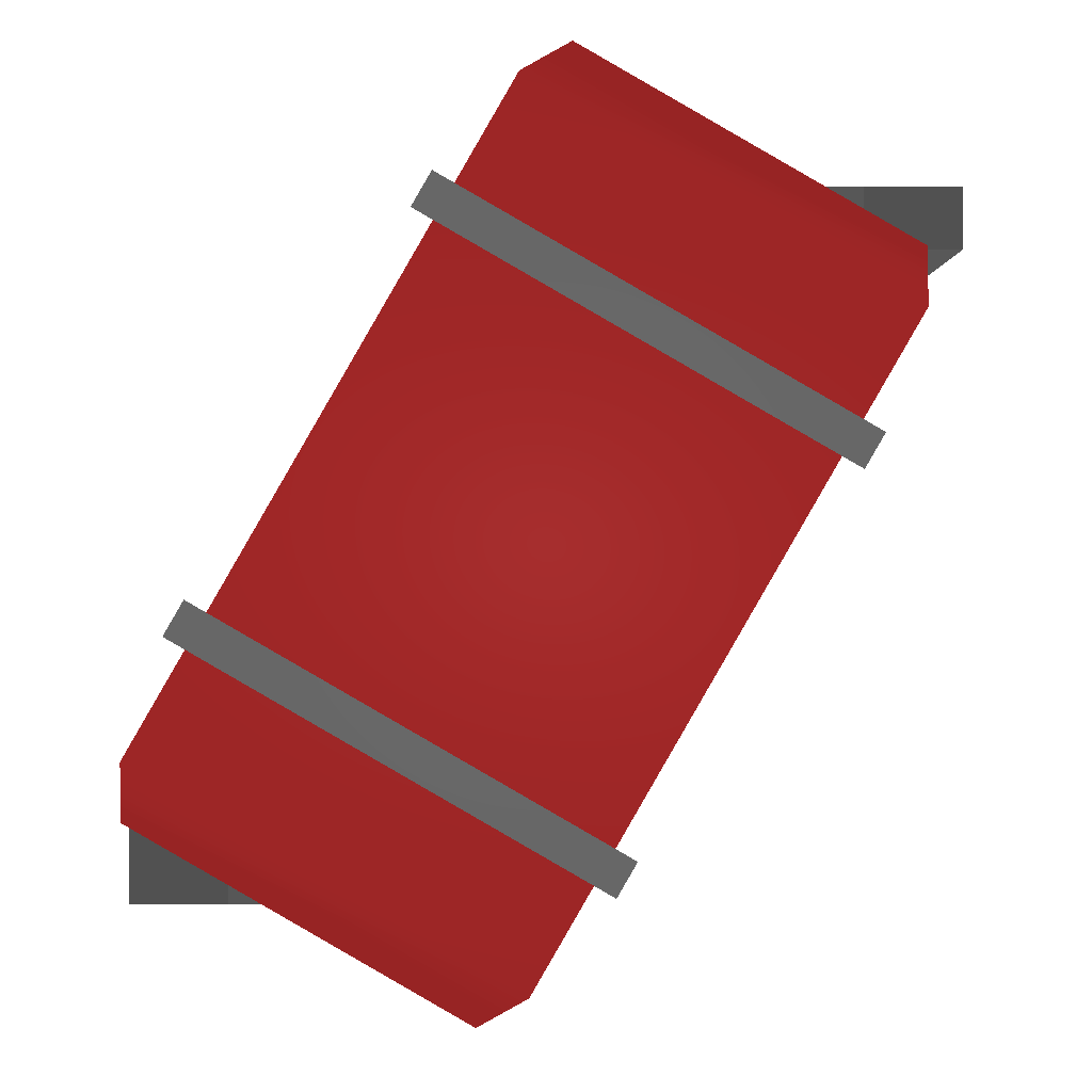 Picture of Unturned Item: Red Duffelbag