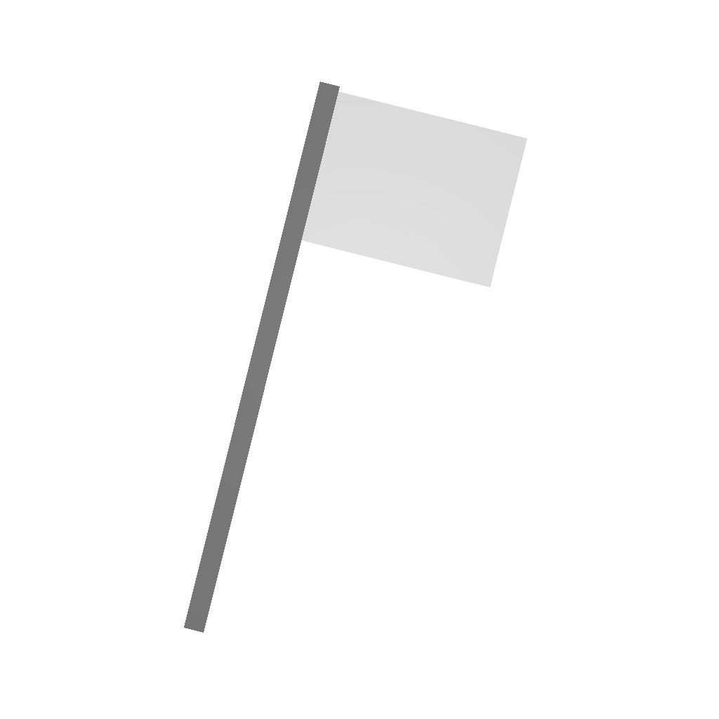 Picture of Unturned Item: Metal Flag