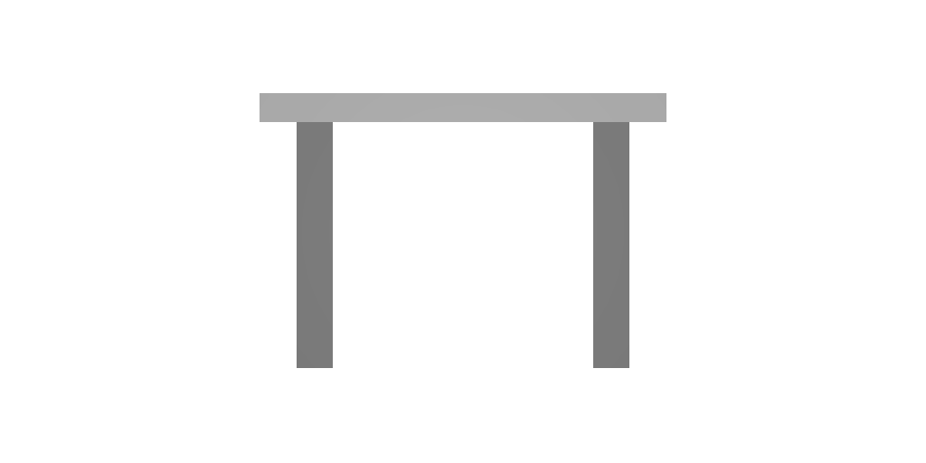 Picture of Unturned Item: Metal Square Table