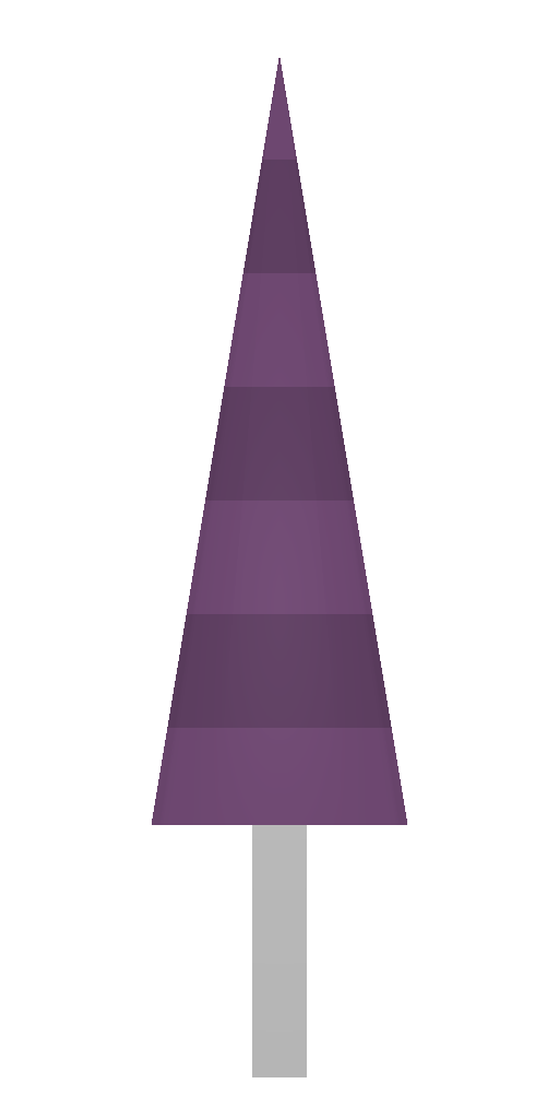 Picture of Unturned Item: Purple Umbrella (Barricade)