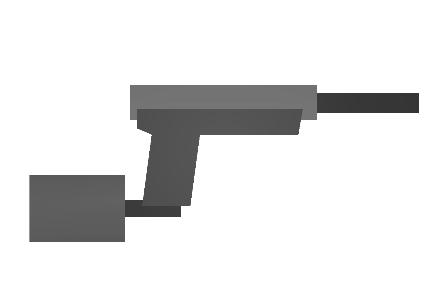 Picture of Unturned Item: Paintball Gun