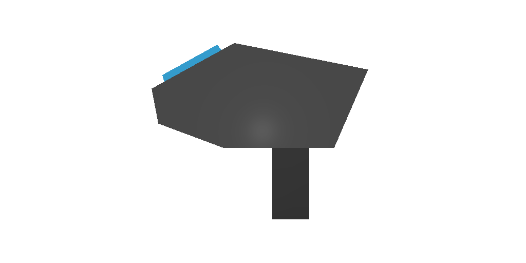 Picture of Unturned Item: Blue Paintball Hopper