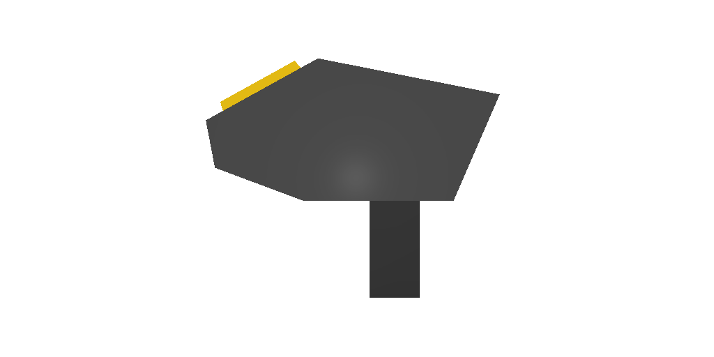 Picture of Unturned Item: Yellow Paintball Hopper
