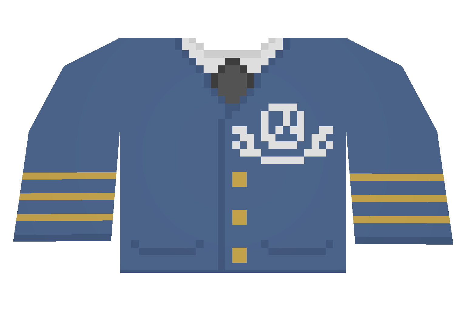 Picture of Unturned Item: Captain Coalition Top
