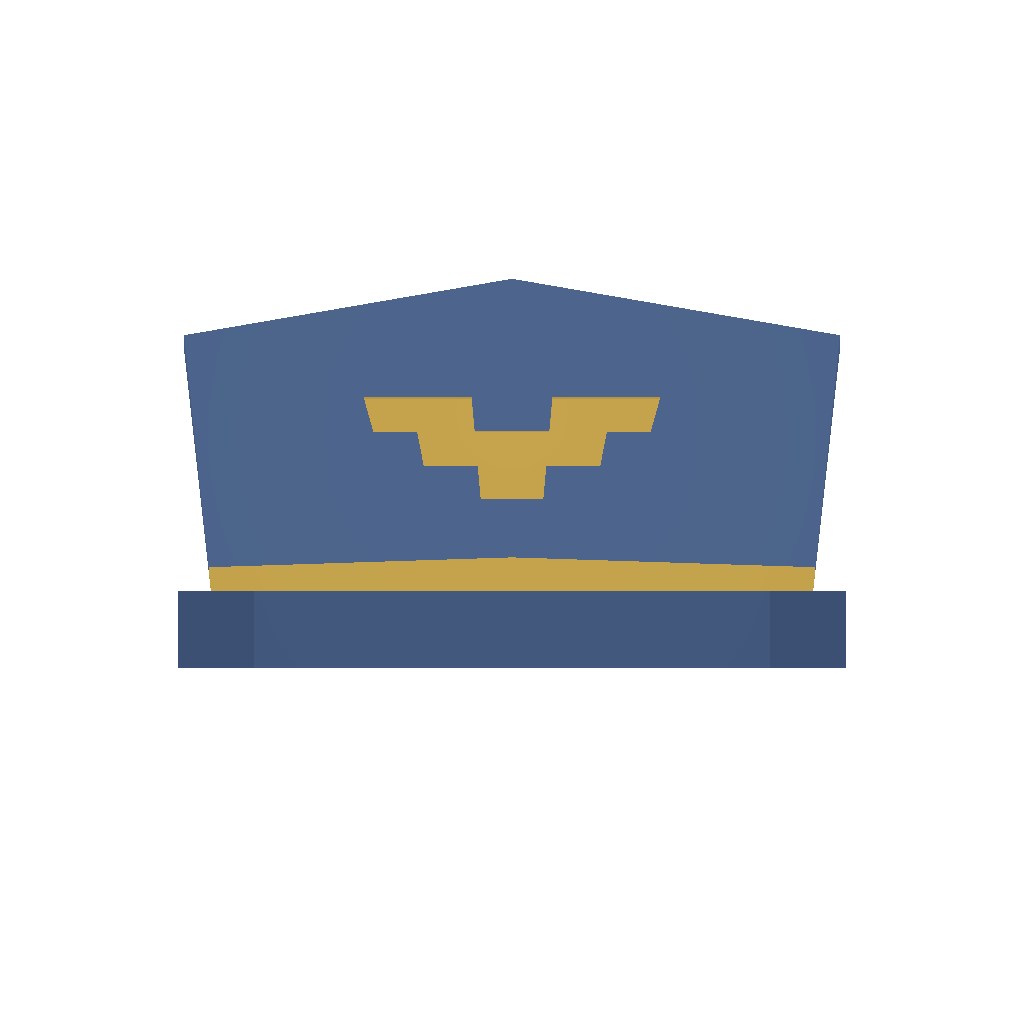 Picture of Unturned Item: Coalition Captain Hat