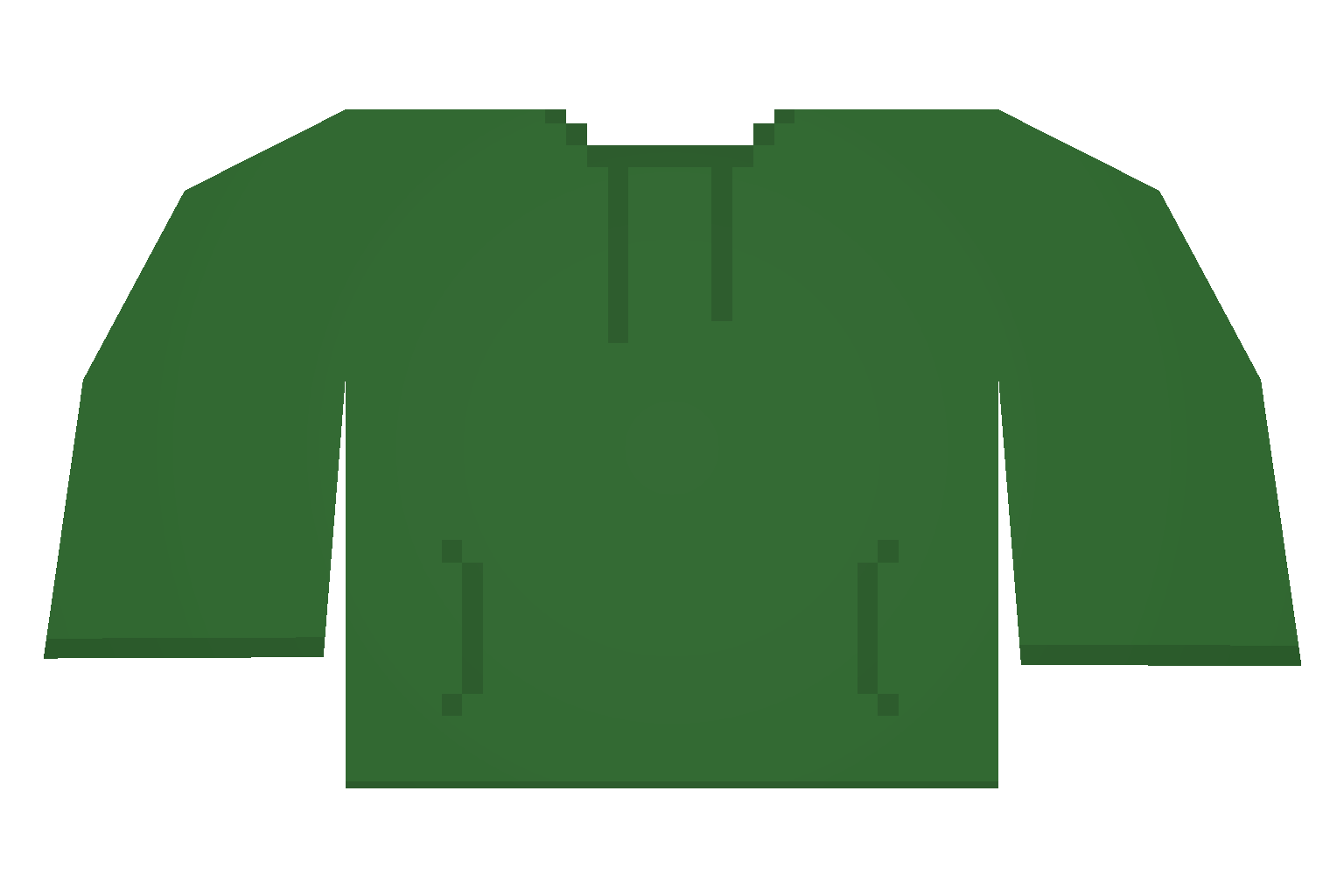 Picture of Unturned Item: Green Hoodie
