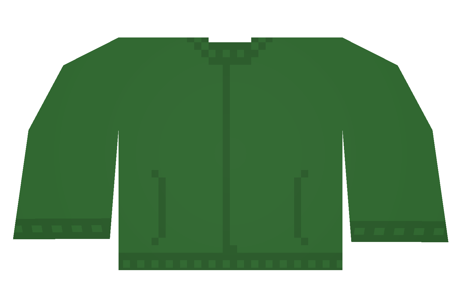 Picture of Unturned Item: Green Parka