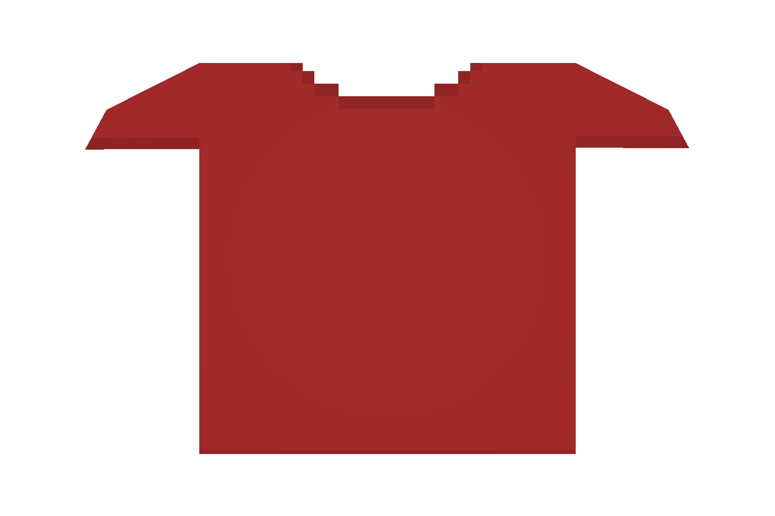 Picture of Unturned Item: Red Tee