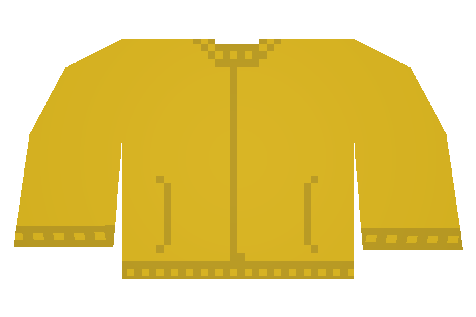 Picture of Unturned Item: Yellow Parka