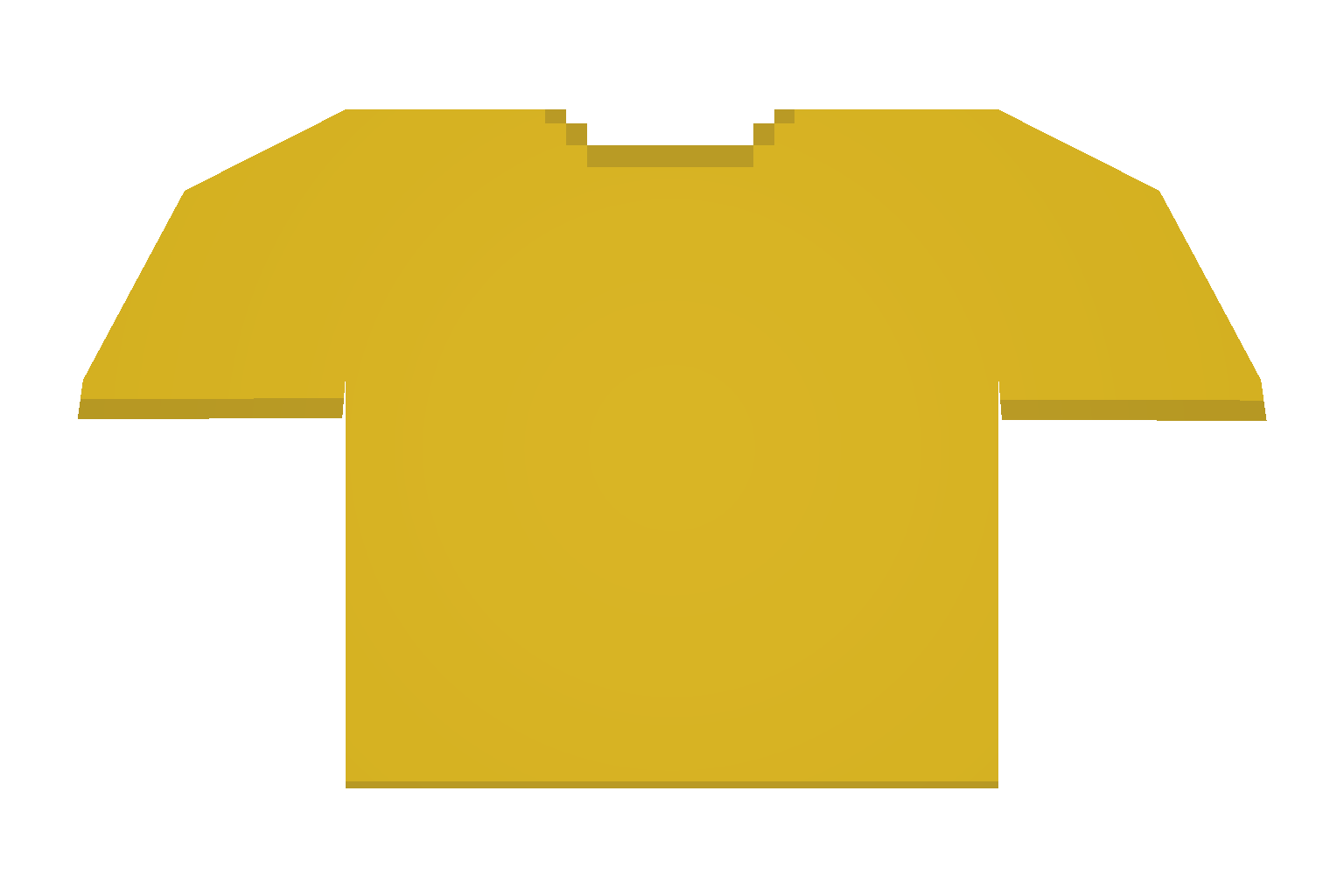 Picture of Unturned Item: Yellow Shirt