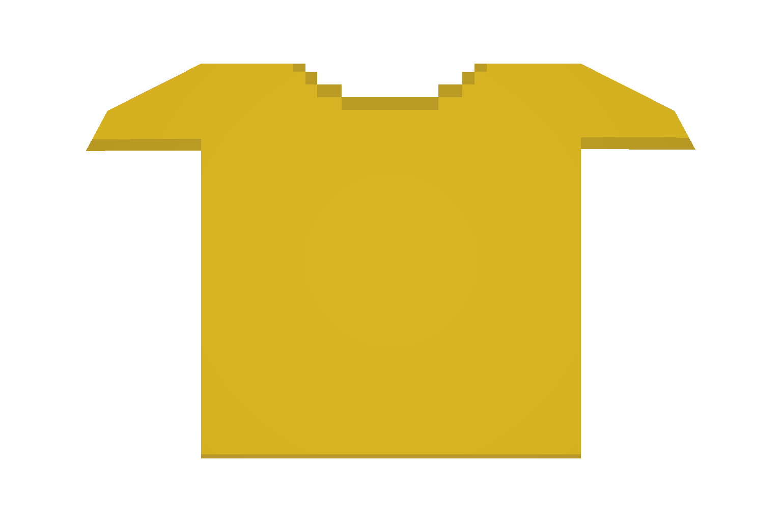 Picture of Unturned Item: Yellow Tee