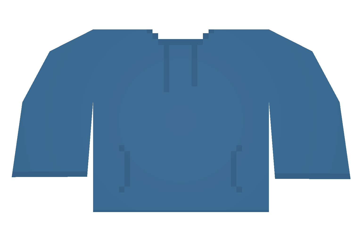 Picture of Unturned Item: Blue Hoodie