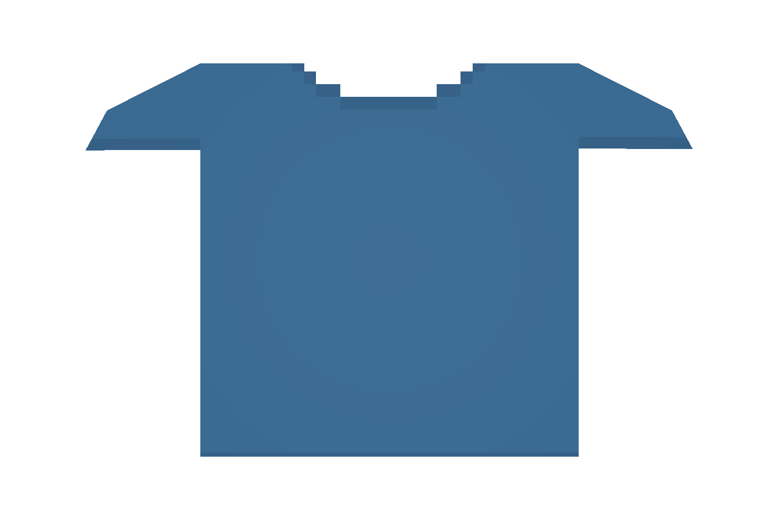 Picture of Unturned Item: Blue Tee