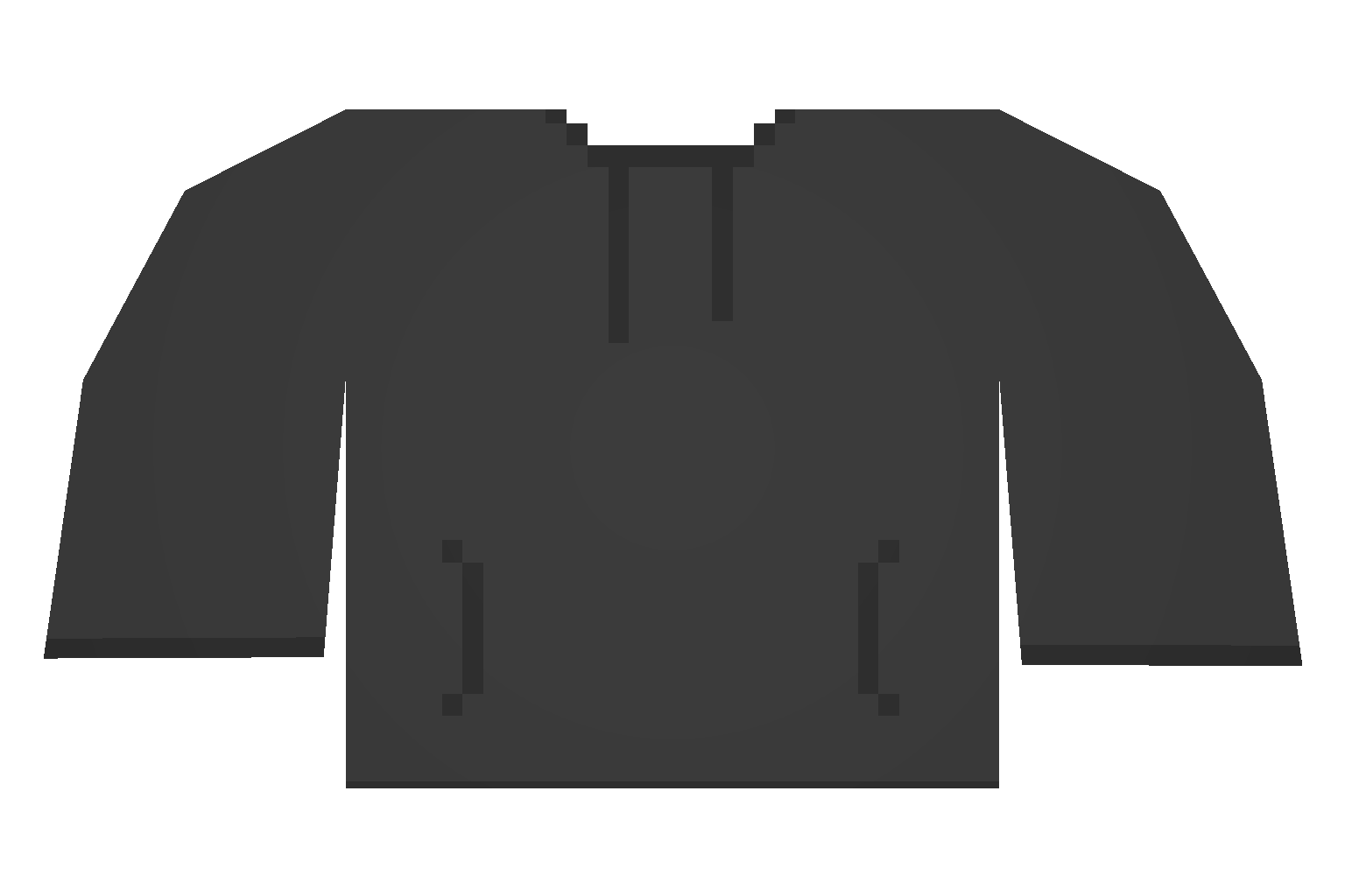 Picture of Unturned Item: Black Hoodie