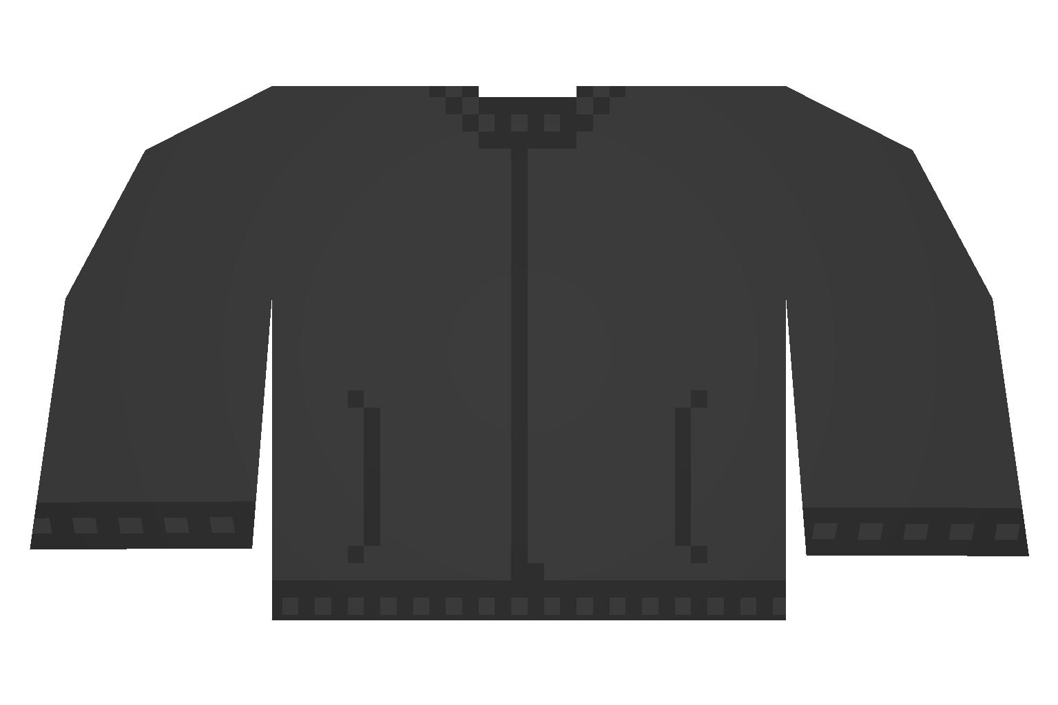 Picture of Unturned Item: Black Parka