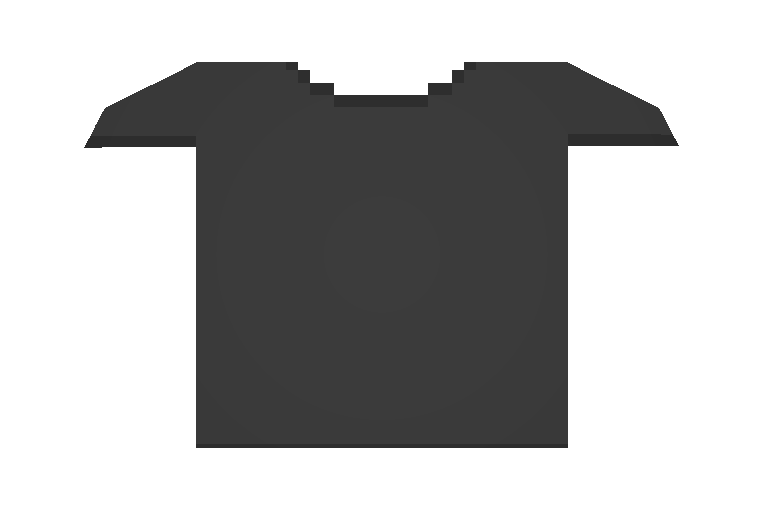 Picture of Unturned Item: Black T-Shirt