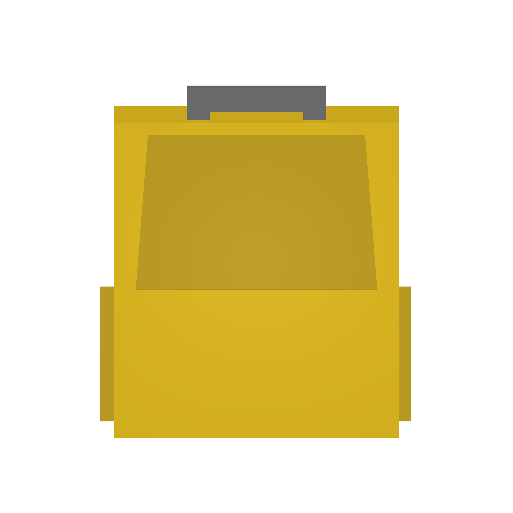 Picture of Unturned Item: Yellow Daypack