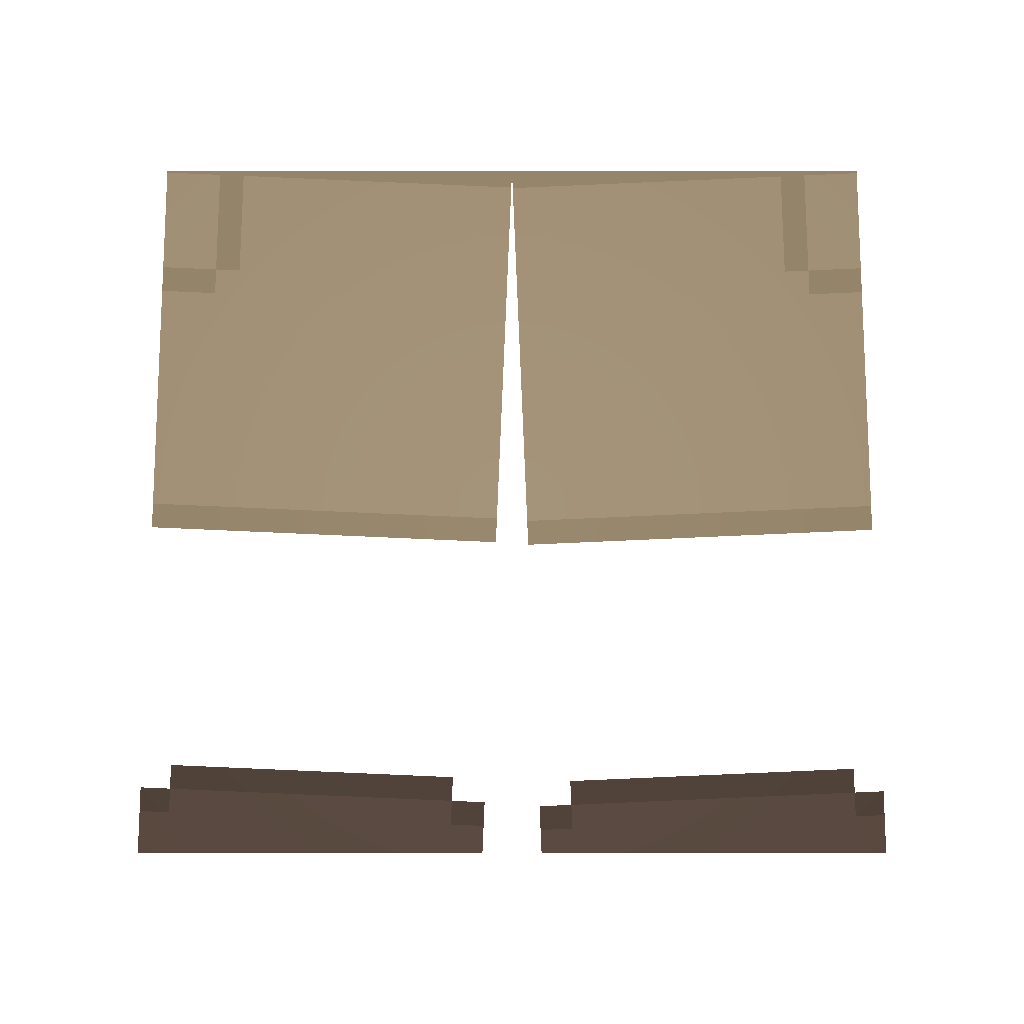 Picture of Unturned Item: Khaki Shorts