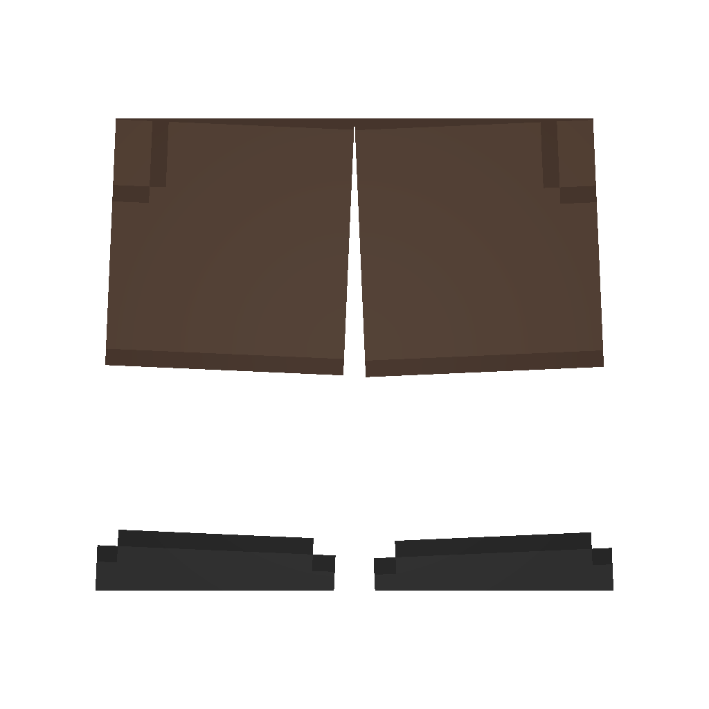 Picture of Unturned Item: Corduroy Shorts