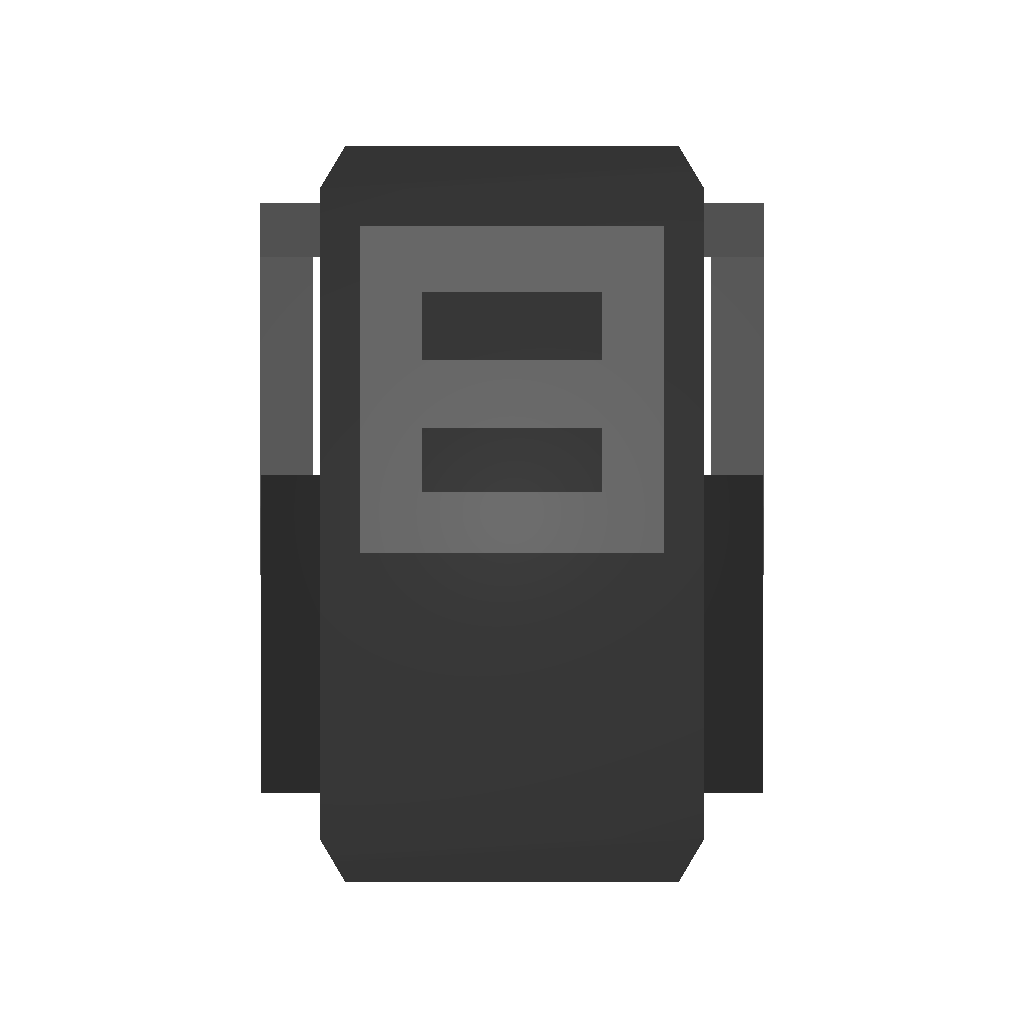 Picture of Unturned Item: Black Travelpack