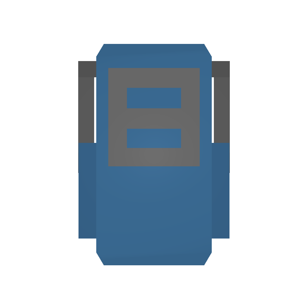 Picture of Unturned Item: Blue Travelpack