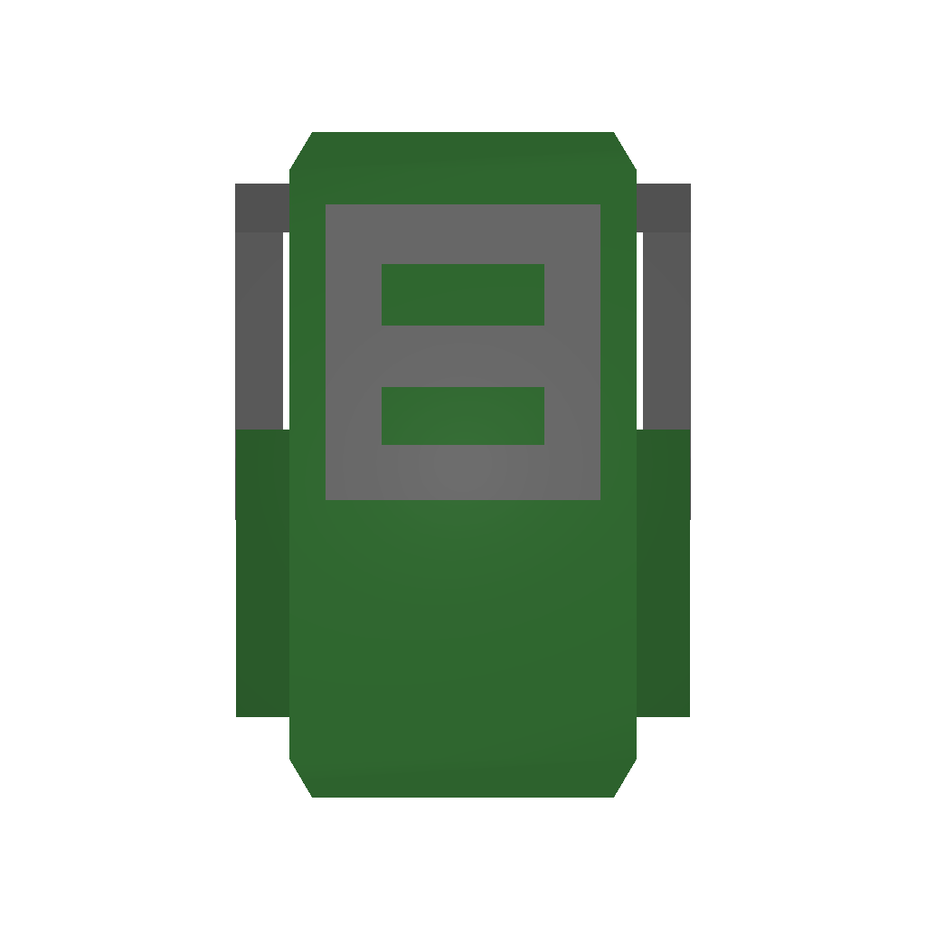 Picture of Unturned Item: Green Travelpack