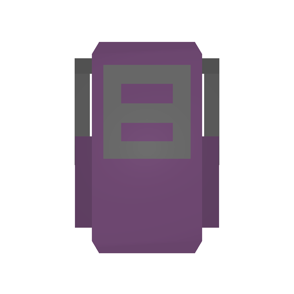 Picture of Unturned Item: Purple Travelpack