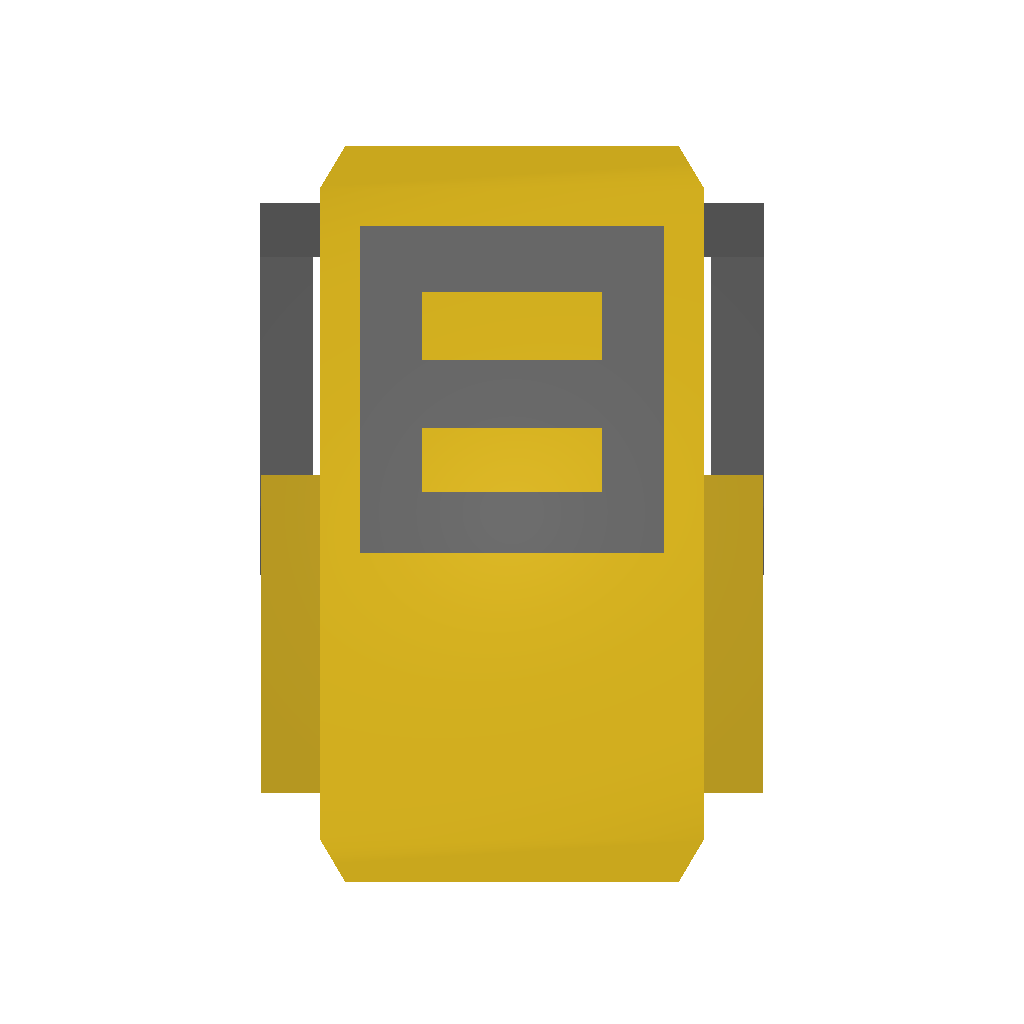Picture of Unturned Item: Yellow Travelpack