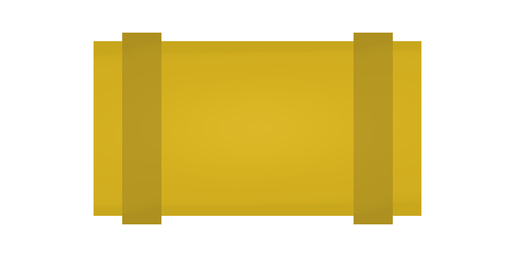 Picture of Unturned Item: Yellow Bedroll