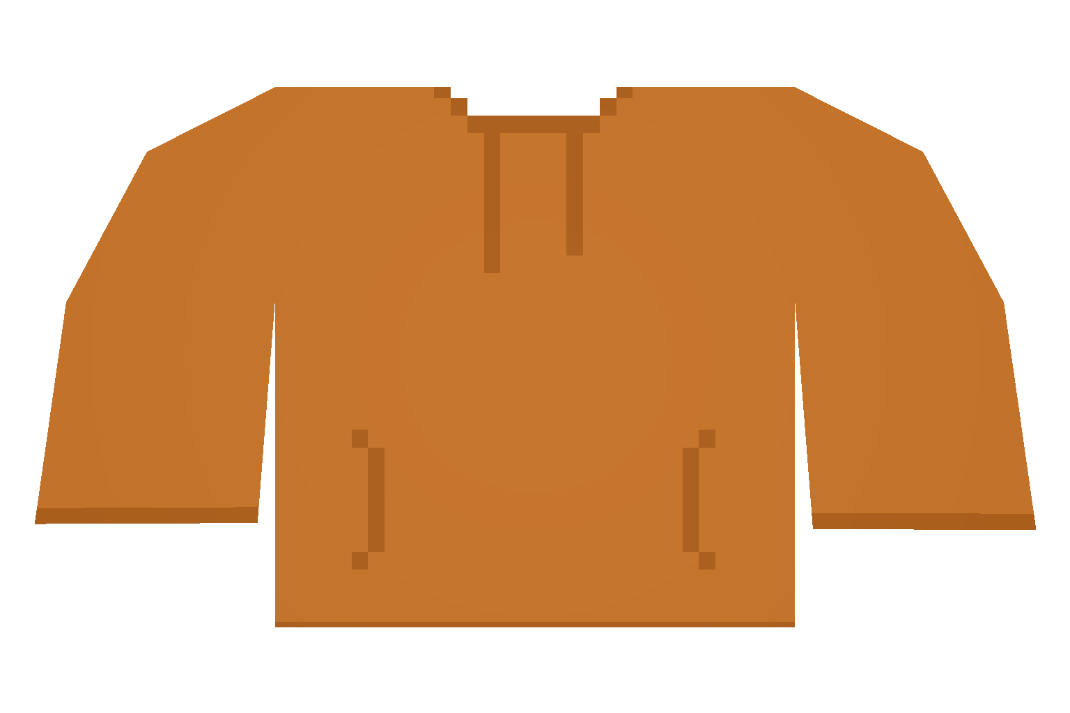 Picture of Unturned Item: Orange Hoodie