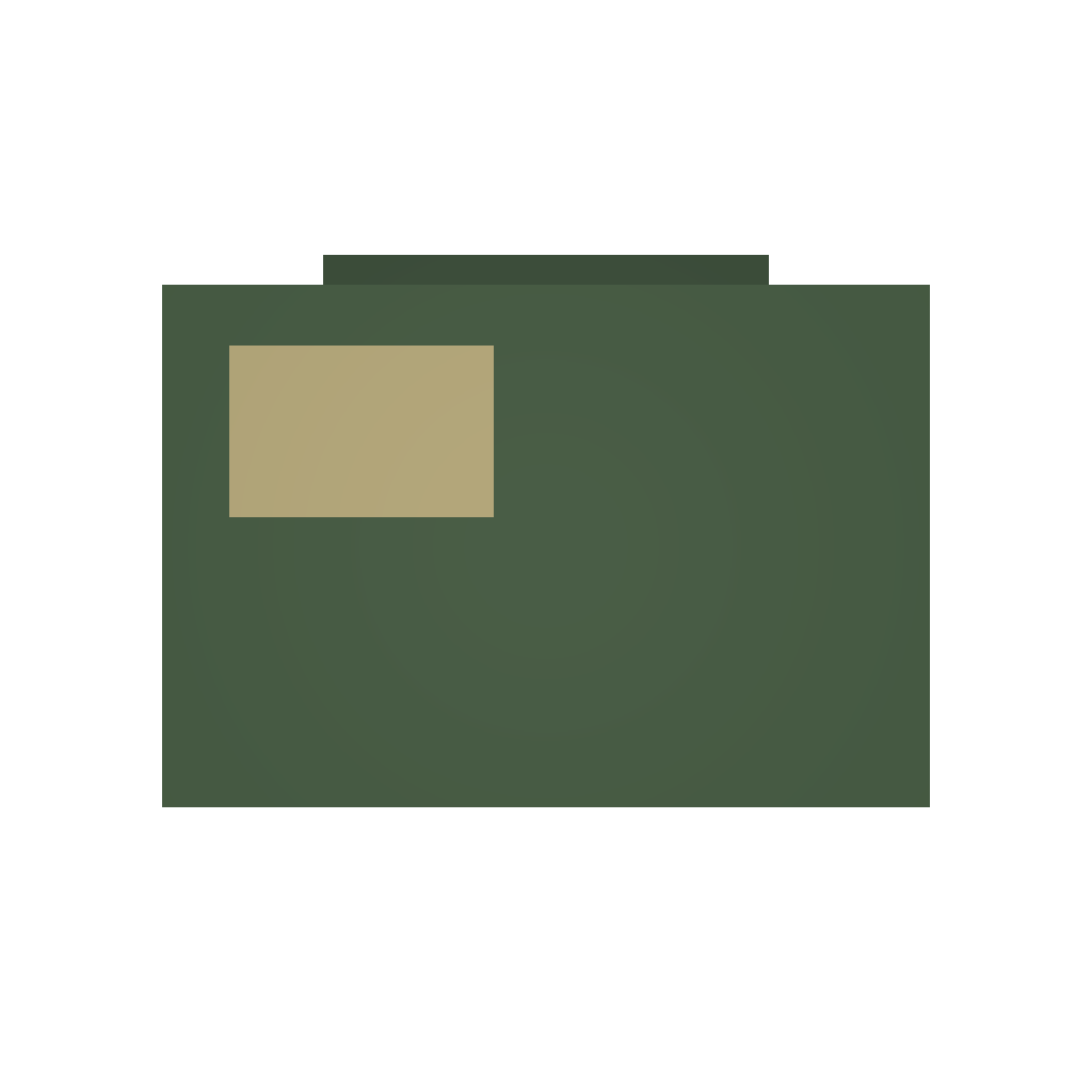 Picture of Unturned Item: Military Ammunition Crate
